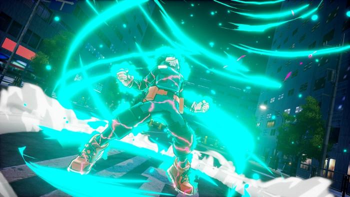 My Hero Academia One's Justice para PS4 y Switch 4 - el palomitron