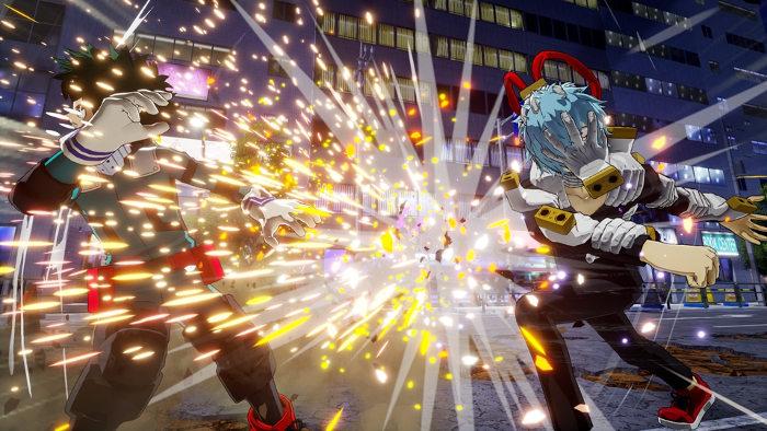 My Hero Academia One's Justice para PS4 y Switch 7 - el palomitron