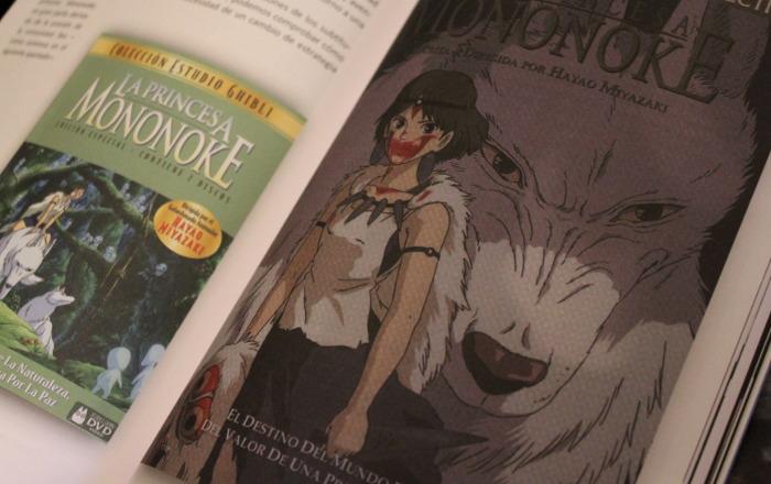 Reseña 'La princesa Mononoke', de Laura Montero Plata imagen 6 - el palomitron