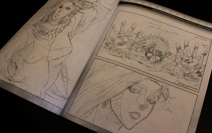edición coleccionista de JoJo's Battle Tendency, de Selecta Visión genga 4 - el palomitron