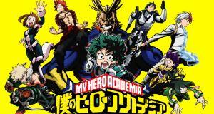 estreno de la tercera temporada de Boku no Hero Academia principal - el palomitron