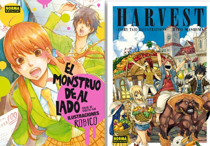 licencias del XXIII Salón del Manga de Barcelona fairy tail - el palomitron