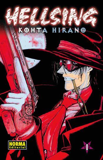 licencias del XXIII Salón del Manga de Barcelona hellsing - el palomitron