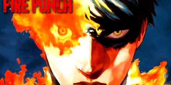 reseña de fire punch #1 principal - el palomitron