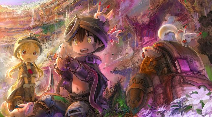 secuela para el anime Made in Abyss principal - el palomitron