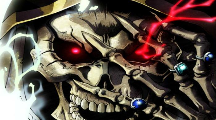 tráiler de la segunda temporada de Overlord principal - el palomitron
