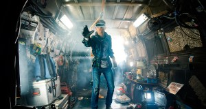 READY PLAYER ONE TYE SHERIDAN EL PALOMITRON