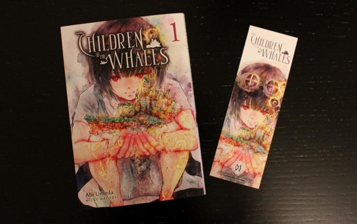 Reseña Children of the Whales #1, de Abi Umeda libro 1 - el palomitron
