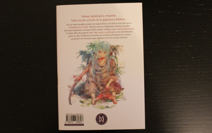 Reseña Children of the Whales #1, de Abi Umeda libro 2 - el palomitron