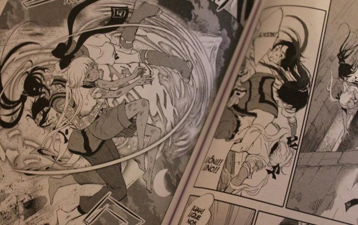Reseña Children of the Whales #1, de Abi Umeda libro 8 - el palomitron