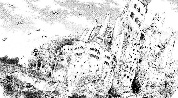 Reseña Children of the Whales #1, de Abi Umeda texto 1 - el palomitron