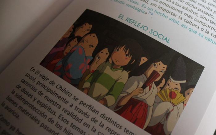 Reseña 'El viaje de Chihiro', de Marta García Villar libro 7 - el palomitron