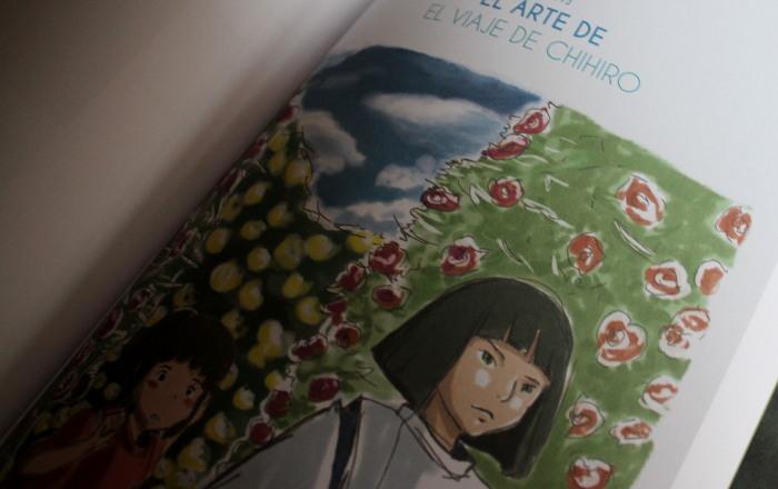 Reseña 'El viaje de Chihiro', de Marta García Villar libro 8 - el palomitron