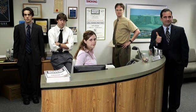 THE OFFICE PROMOCIONAL EL PALOMITRON