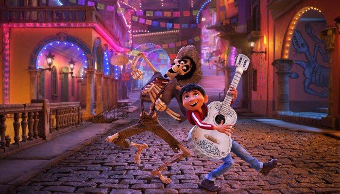Coco, de Pixar - El Palomitrón