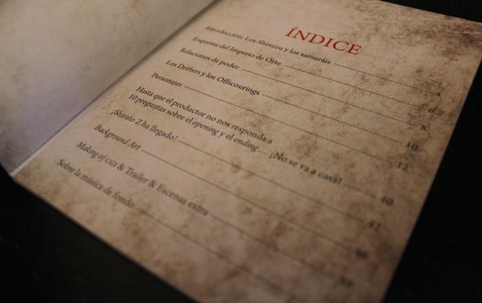 edición coleccionista de Drifters, de Selecta Visión indice - el palomitron