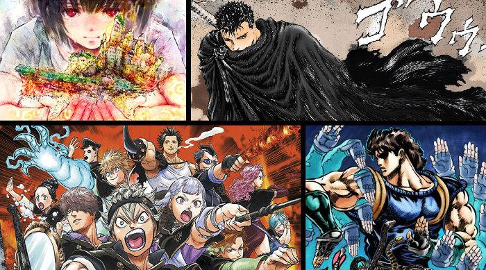 los mejores mangas de 2017 texto - el palomitron