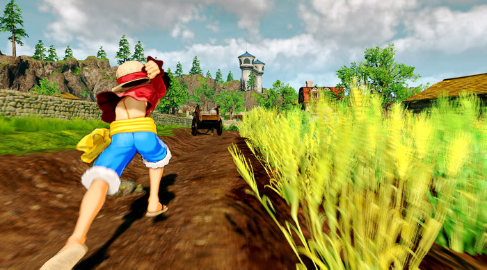 primer tráiler de One Piece World Seeker gameplay 3 - el palomitron