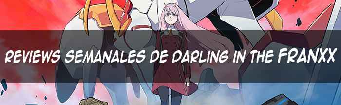Darlinginthefranxx-crítica