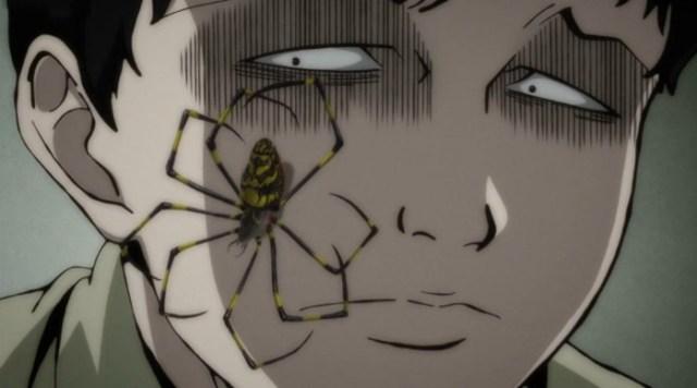 Crítica de Junji Ito Collection 01 soichi con araña - el palomitron