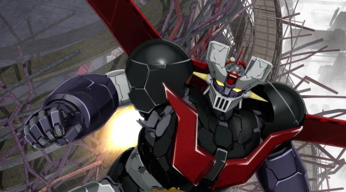 Crítica de Mazinger Z Infinity, de Selecta Visión mazinger accion - el palomitron