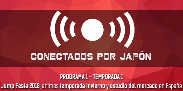 Podcast Conectados por Japón S01xEP01 destacada - el palomitron