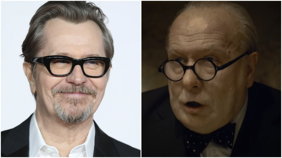 Gary Oldman Churchil