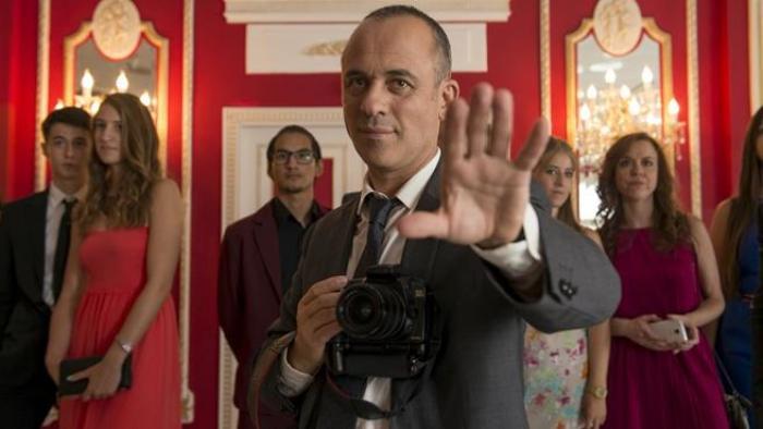 Premios Feroz Javier Gutiérrez Vergüenza El Palomitrón