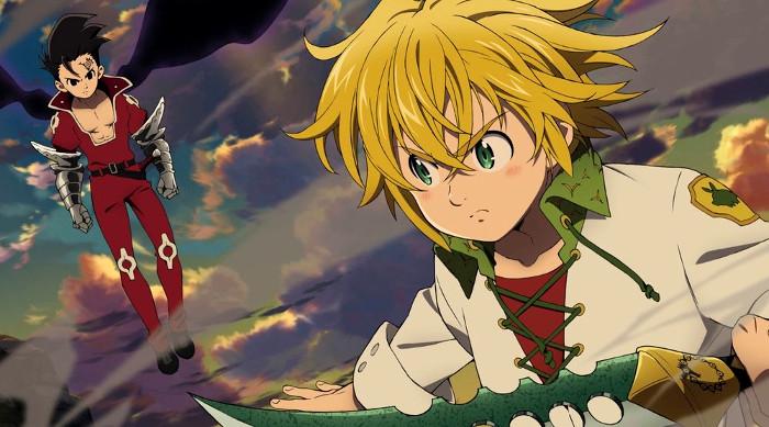 Crítica de la segunda temporada de Nanatsu no Taizai Meliodas - el palomitron