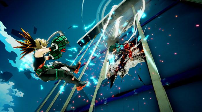 Personajes de My Hero Academia One's Justice Bakugo galeria 3 - el palomitron