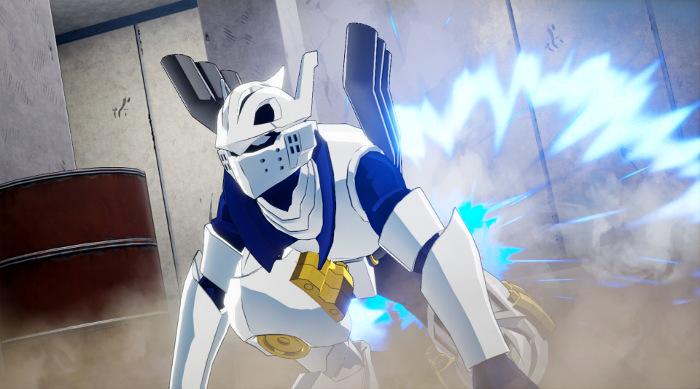 Personajes de My Hero Academia One's Justice Lida galeria 3 - el palomitron