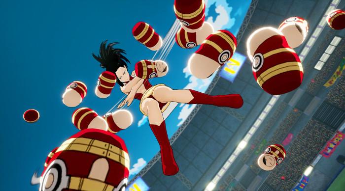 Personajes de My Hero Academia One's Justice Momo galeria 3 - el palomitron