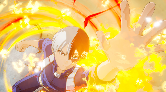 Personajes de My Hero Academia One's Justice Todoroki galeria 4 - el palomitron