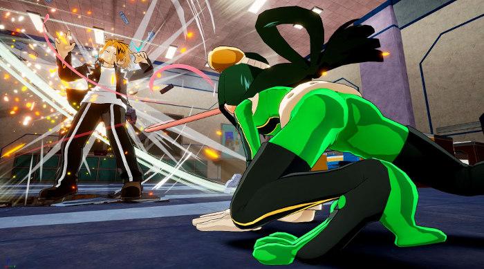 Personajes de My Hero Academia One's Justice Tsuyu galeria 3 - el palomitron