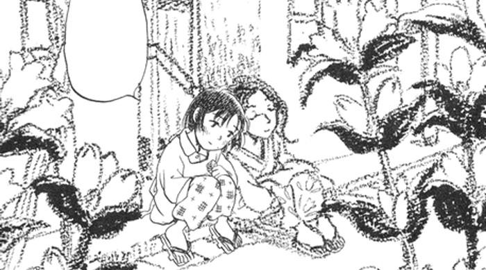 Reseña 'En este rincón del mundo', de Fumiyo Kouno la mujer - el palomitron