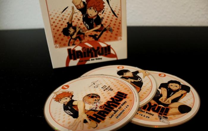 edición Blu-ray de la 1ª temporada de Haikyu!!, de Selecta Visión galeria 4 - el palomitron