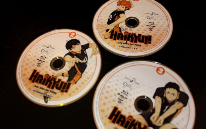 edición Blu-ray de la 1ª temporada de Haikyu!!, de Selecta Visión galeria 5 - el palomitron