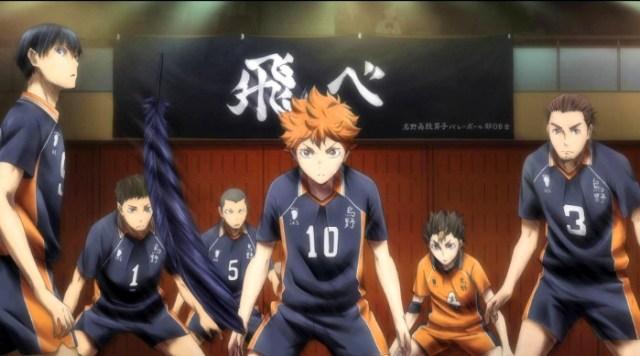 edición Blu-ray de la 1ª temporada de Haikyu!!, de Selecta Visión karasuno - el palomitron