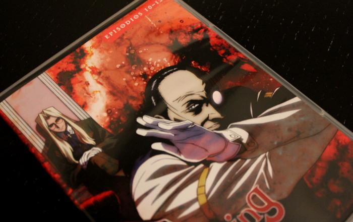 edición remasterizada de Hellsing, de Selecta Visión galería 3 - el palomitron