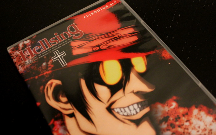 edición remasterizada de Hellsing, de Selecta Visión galería 4 - el palomitron
