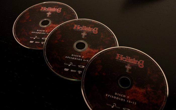 edición remasterizada de Hellsing, de Selecta Visión galería 6 - el palomitron