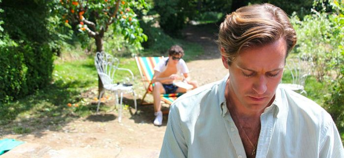 Mejor Guión Adaptado Call me By Your Name El Palomitrón Oscar 2018