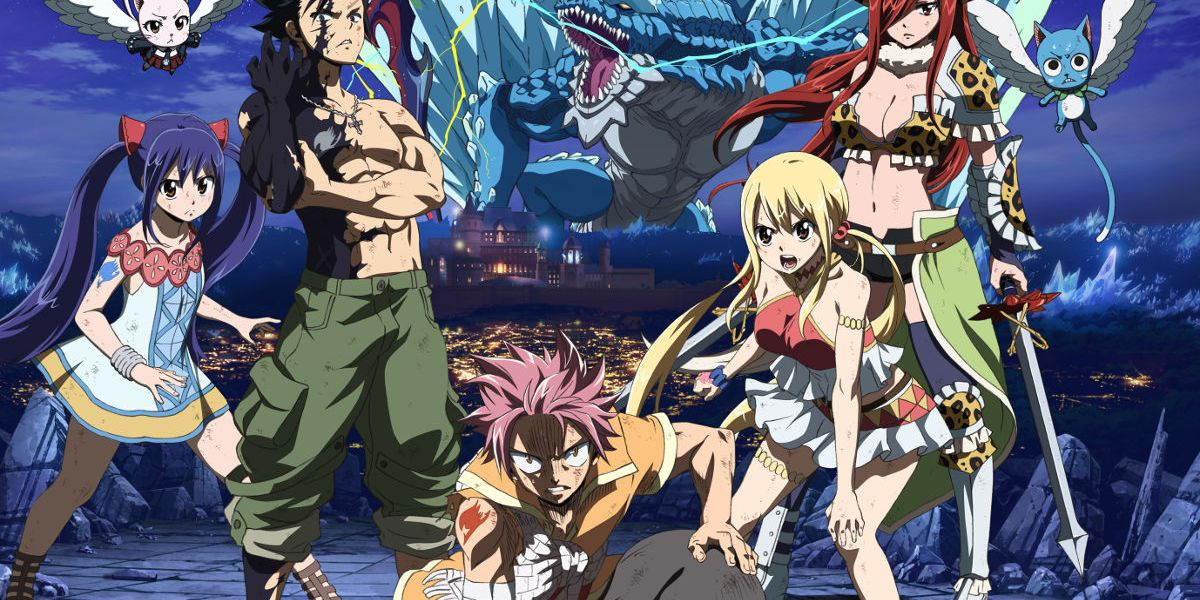 Crítica de Fairy Tail Dragon Cry destacada - el palomitron