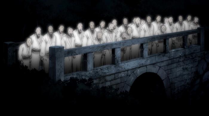 Crítica de Junji Ito Collection 10 fantasma - el palomitron