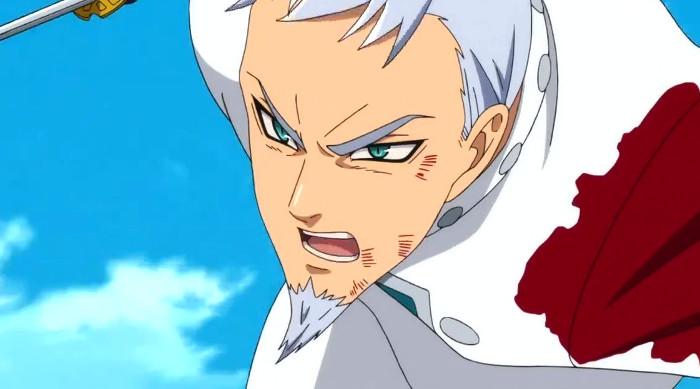 Crítica de Nanatsu no Taizai segunda temporada capítulos 6-10 hendrickson - el palomitron