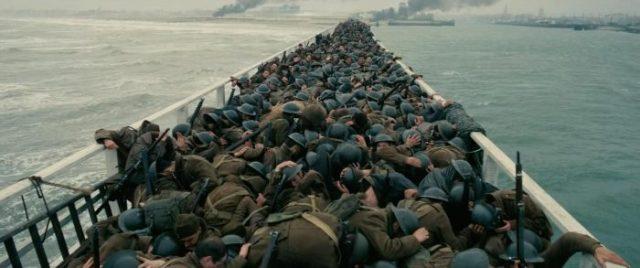 Montaje de Sonido Dunkerque El Palomitrón Oscars 2018