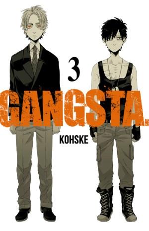 Reseña de Gangsta #2 y #3 portada 3 - el palomitron