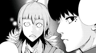 Reseña de Tokyo Ghoul re #1 Urie - el palomitron