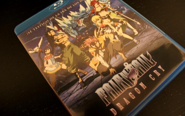 edición Blu-ray de Fairy TailDragon Cry, de Selecta Visión galeria 2 - el palomitron