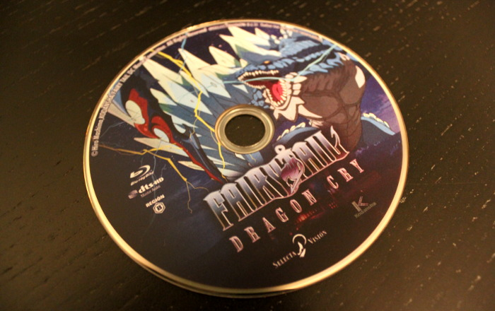 edición Blu-ray de Fairy TailDragon Cry, de Selecta Visión galeria 6 - el palomitron